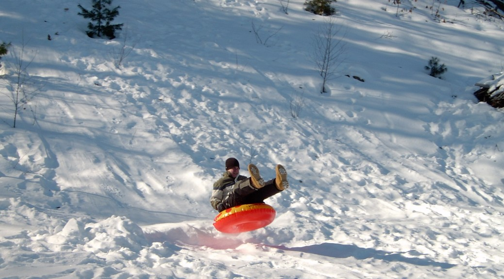 Glisse Luge Neige
