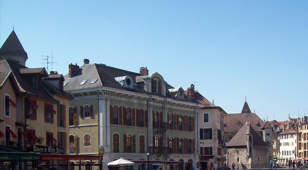 annecy - boutiques