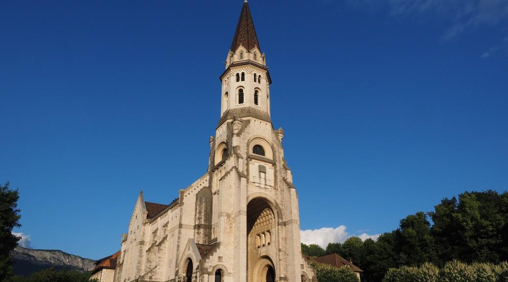 La basilique de la Visitation, Monument d'Annecy